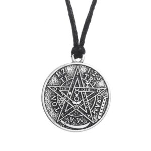 puissant pentacle de protection pentagramme de Salomon